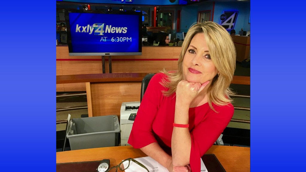 KXLY staff, viewers bid farewell to Nadine Woodward