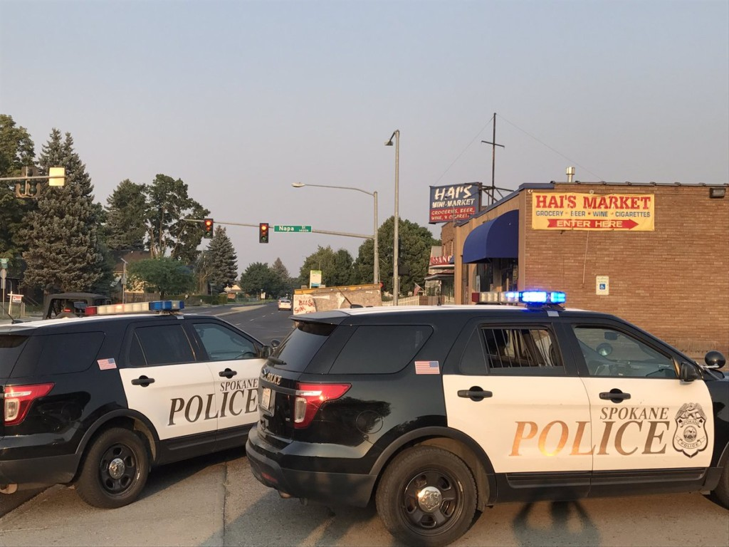 SPD investigate shooting near Napa and Mission