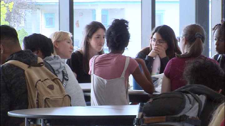 North Central students discuss racial barriers in Spokane
