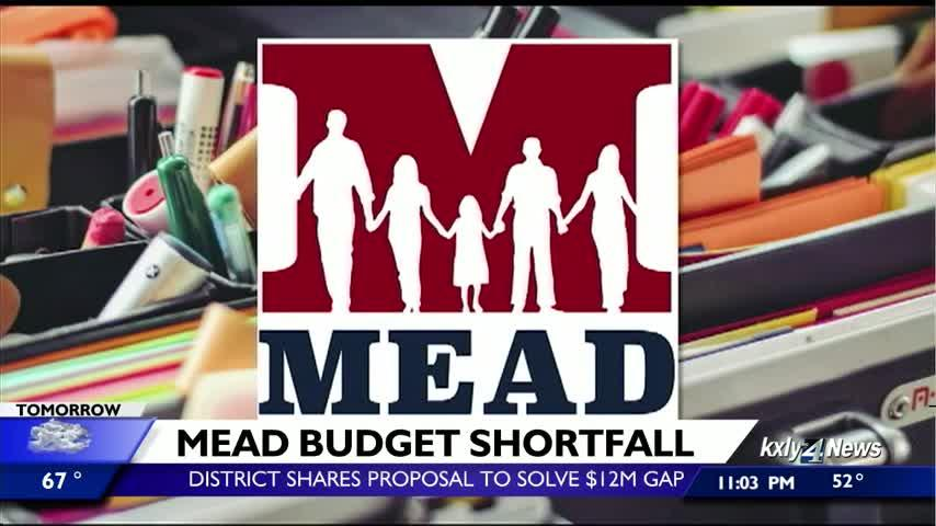 Standing room only for public meeting on proposed Mead School District cuts