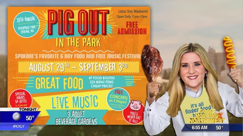 Need Labor Day weekend plans? Check out Pig Out in the Park!