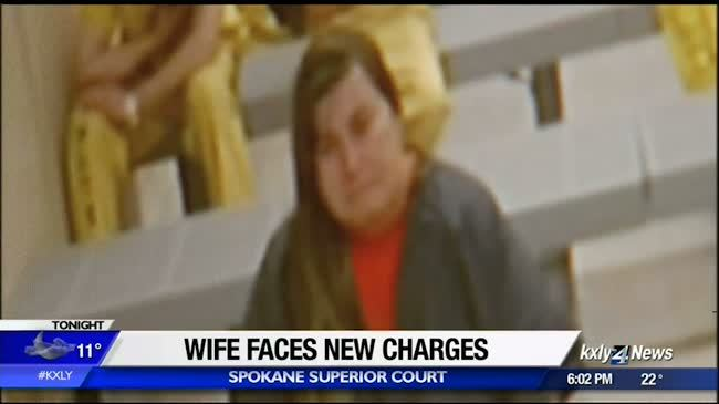 New charges for woman accused of hiring hitman to kill husband