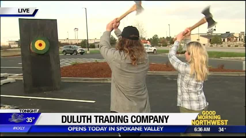 Duluth Trading Co. now open in Spokane Valley