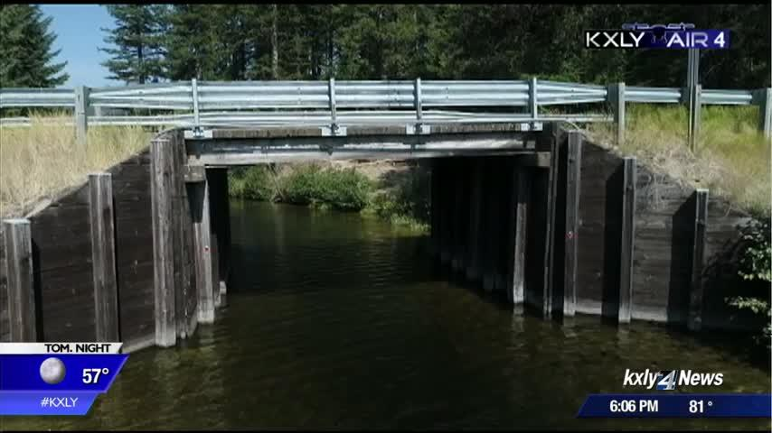 New weight limit on bridge to rural area has Stevens County neighbors worried about winter