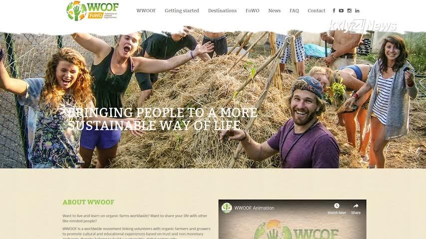 News 4 Your Life: WWOOF