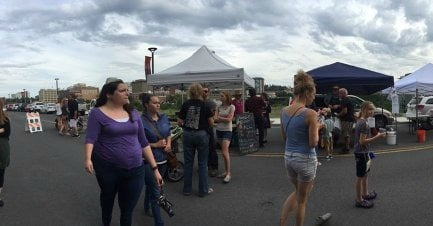 Kendall Yards Night Market to open for season Wednesday