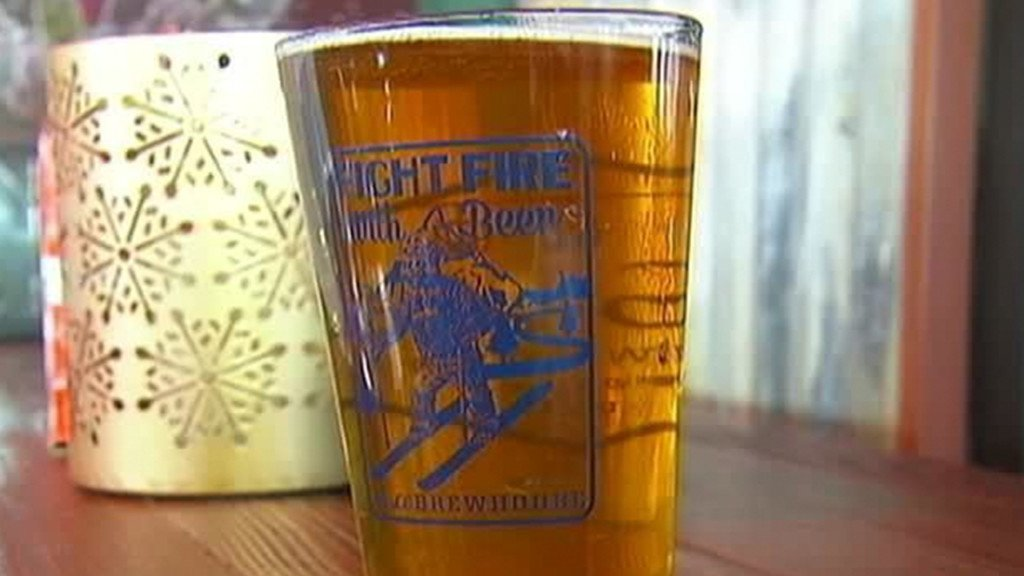 You can drink beer to help a local youth basketball program