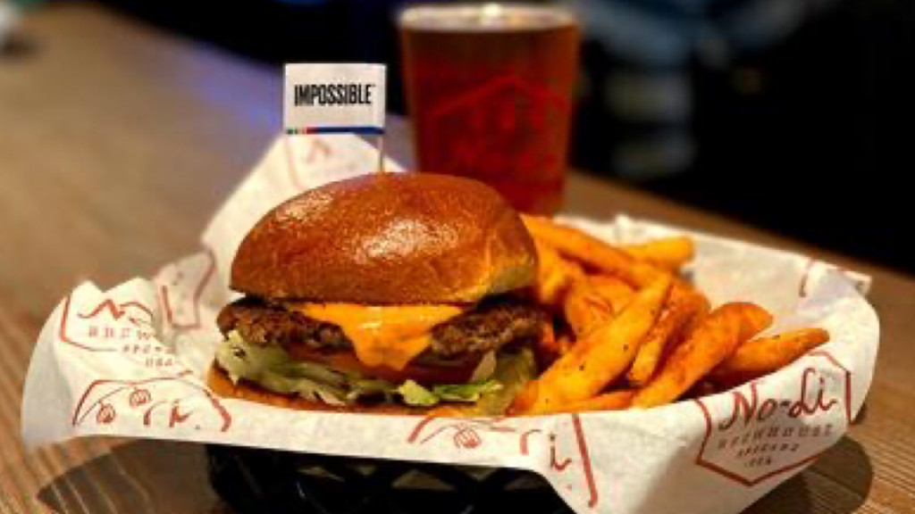 No-Li Brewhouse introduces 'Impossible Burger' to menu