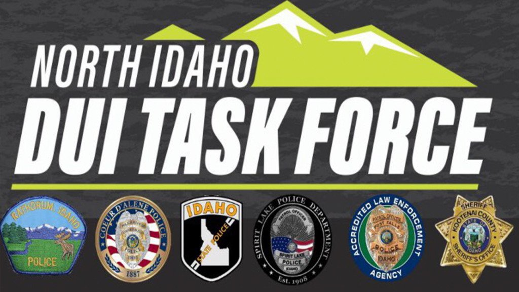 Zero 4th of July DUI related crashes or fatalities in North Idaho