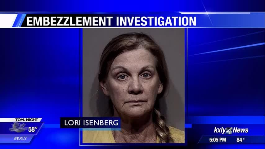 North Idaho woman accused of embezzling $500,000 fails to appear in court