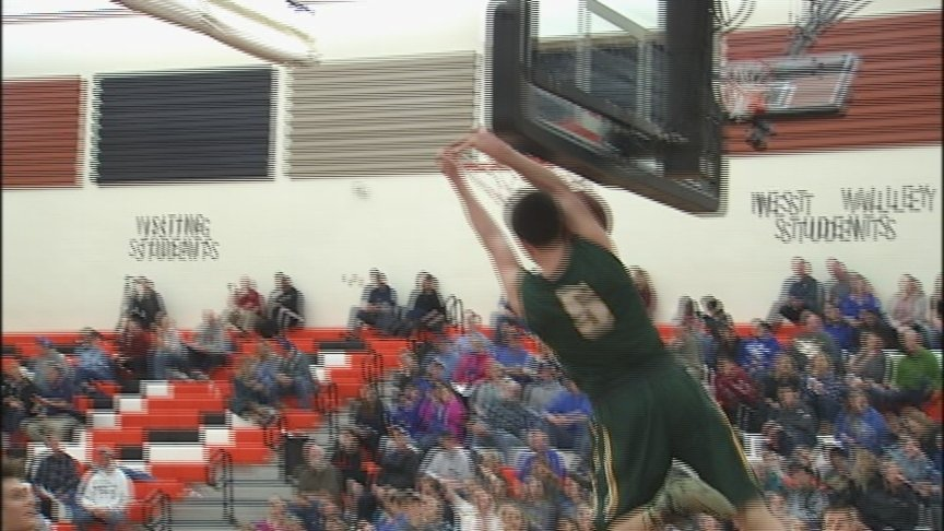 High School basketball highlights 2/15