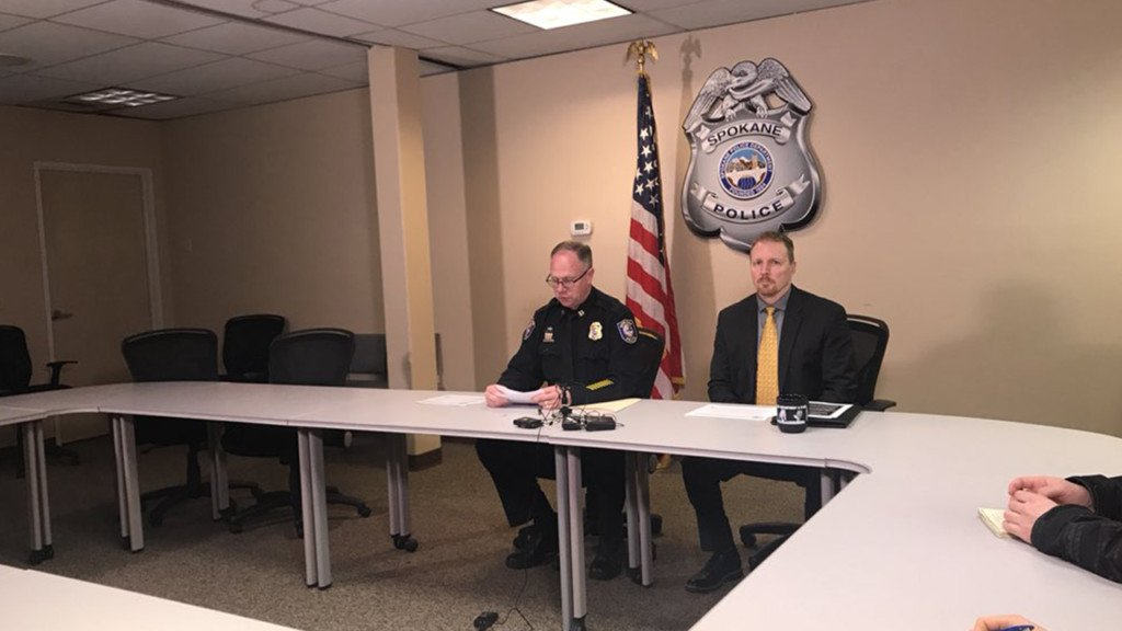 Spokane Police officers cleared in 2017 shooting of suicidal man with knife