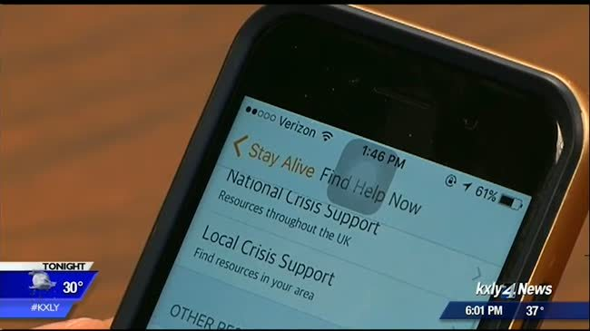 Organizations and apps offer mental health support