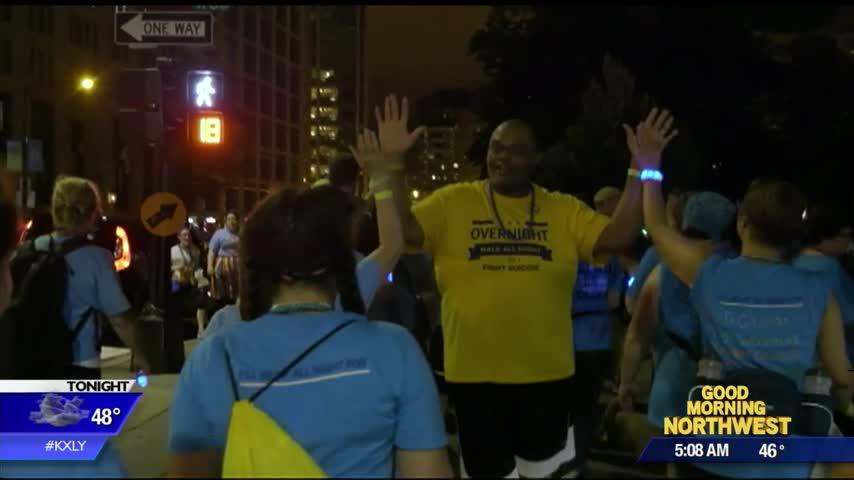 Spokane's Out of the Darkness walk surpasses fundraising goal ahead of event