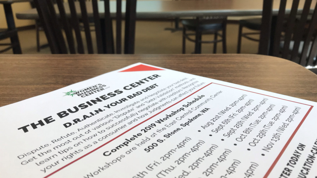 Local help available for those living with student loan debt