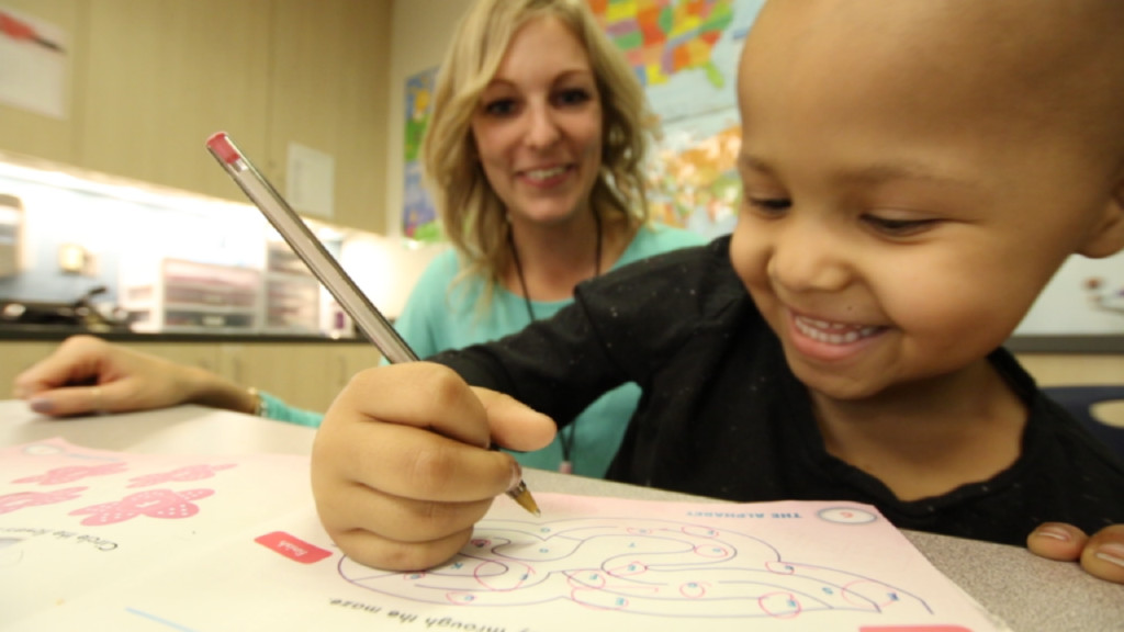 Miracle Monday: Kids facing chronic illnesses keep up with studies through unique program