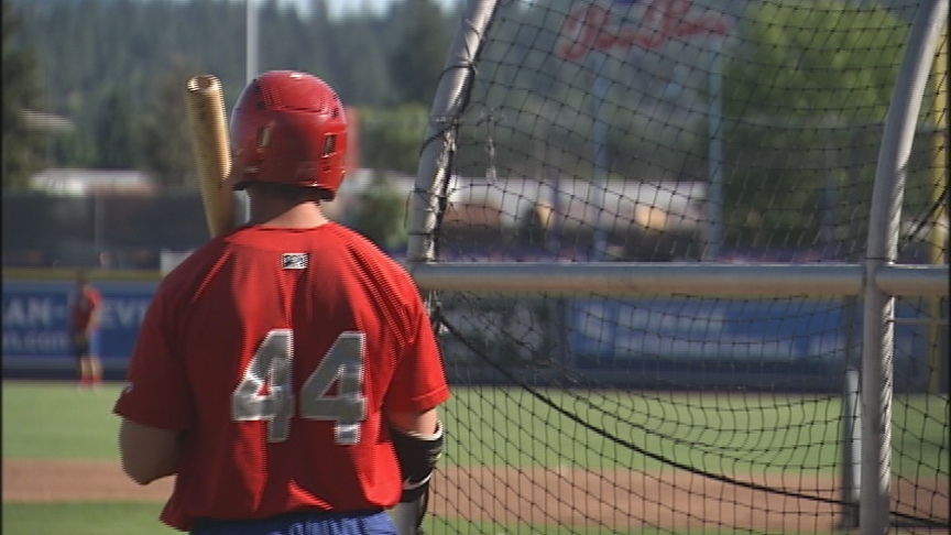 Kacy Clemens Hoping To Follow Fathers Path To Majors