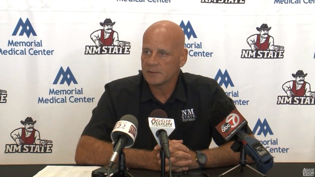 Diving into the matchup: NMSU at Washington State
