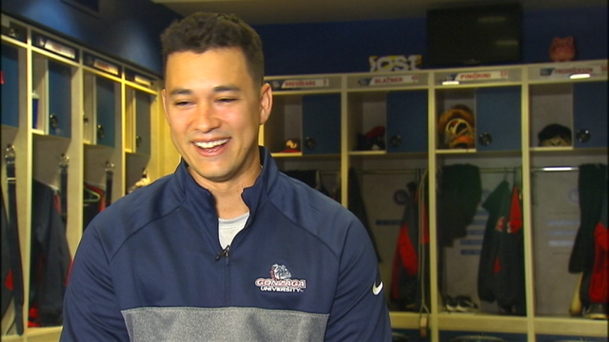 "Marco Gonzales to Mariners fans: ""We've got hungry guys that want to win."""