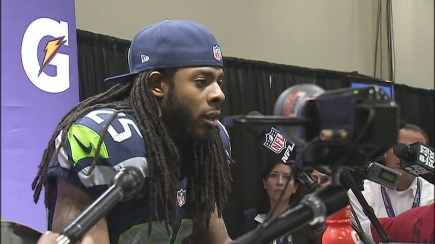 Seahawks on final play of Super Bowl XLIX