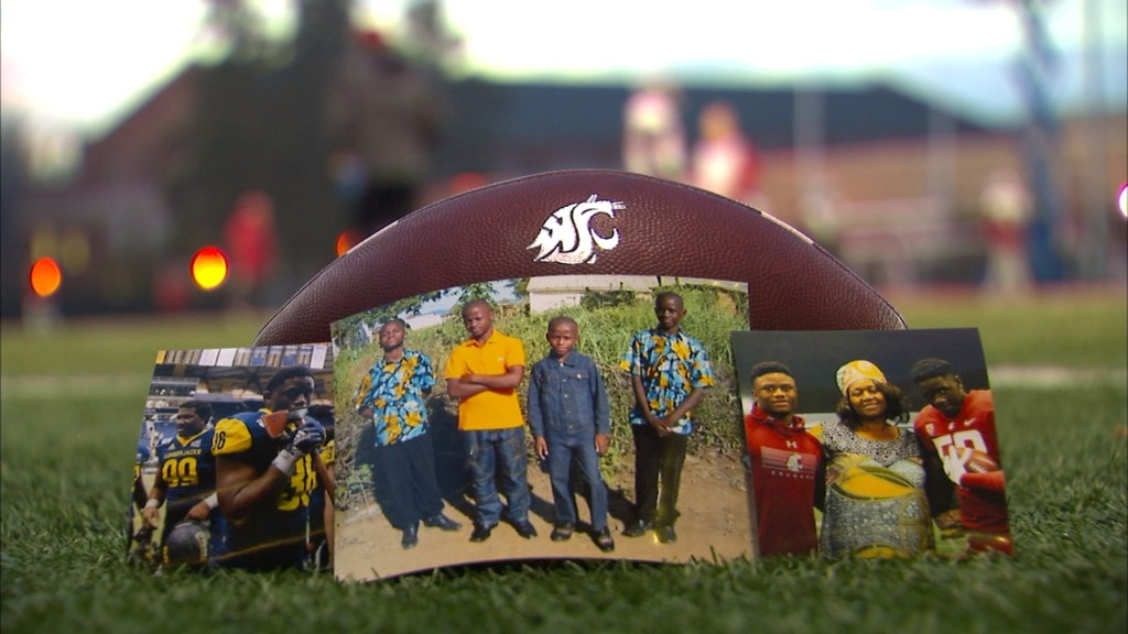 'I've lived in utmost fear': WSU football player's dangerous journey to Pullman