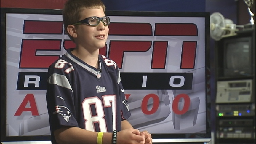 Evan Goes To Sportscaster Camp