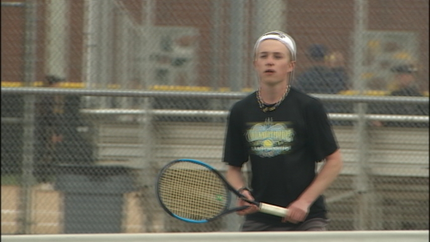 Multi-talented Archer shines on the tennis court