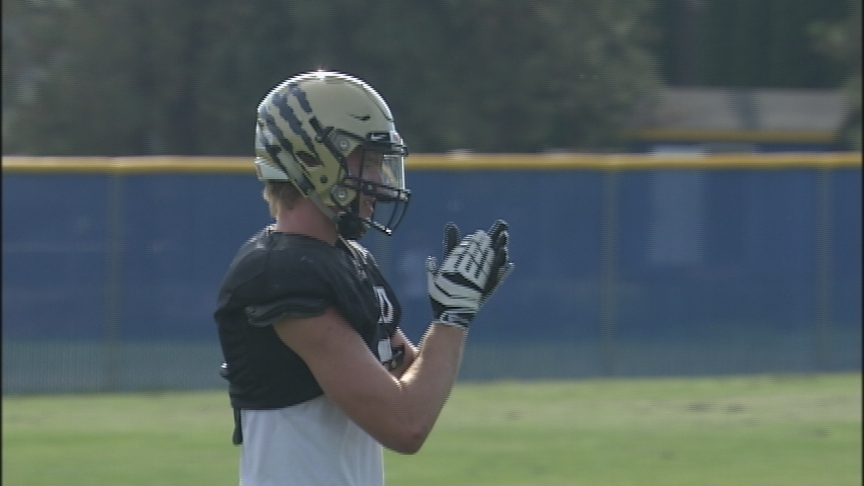 Mead's Baird a shining example for the Panthers