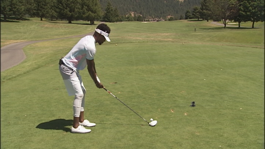 Will Davis joins the 9 hole challenge