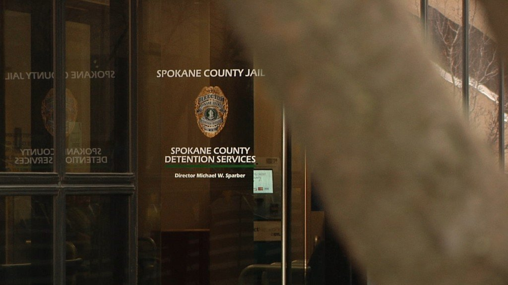 Spokane County Jail could start releasing inmates in midst of coronavirus spread
