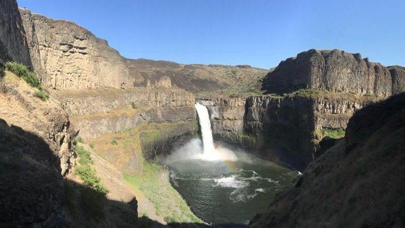 Hike Palouse Canyon to Palouse Falls this Saturday