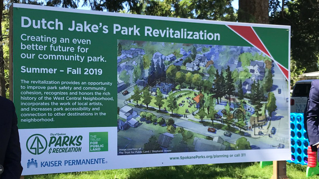 Big hopes for small park revitalization project in West Central