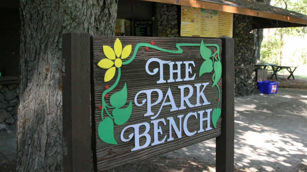 Park Bench Cafe in Manito Park opens for the season