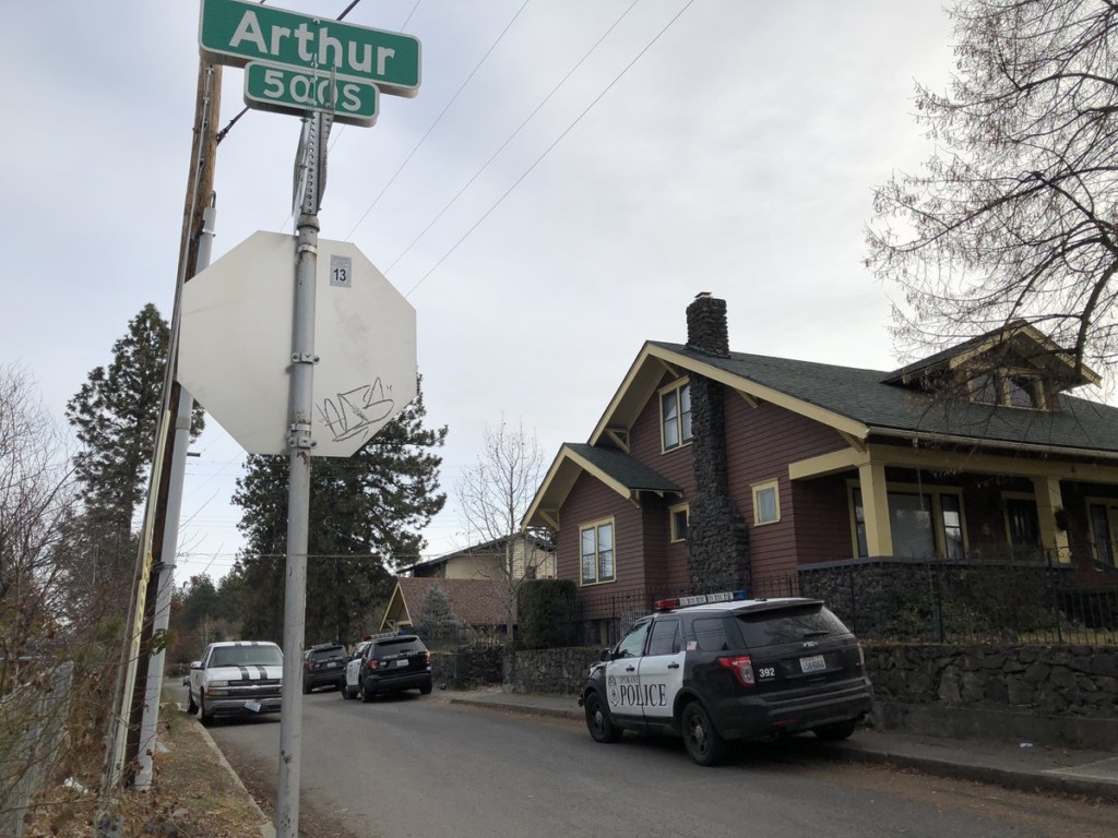 New Year's Eve fight spills into day in southeast Spokane
