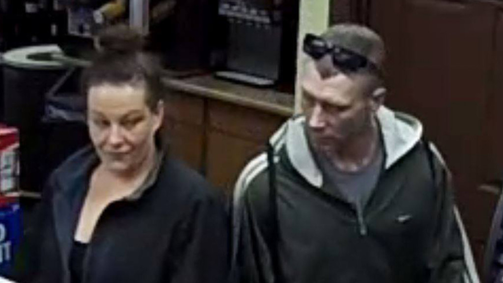 KCSOlooking to identify two persons of interest in smoke shop theft
