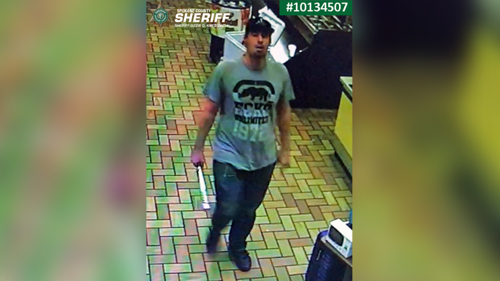 Major Crimes Detectives need help identifying assault, theft suspect