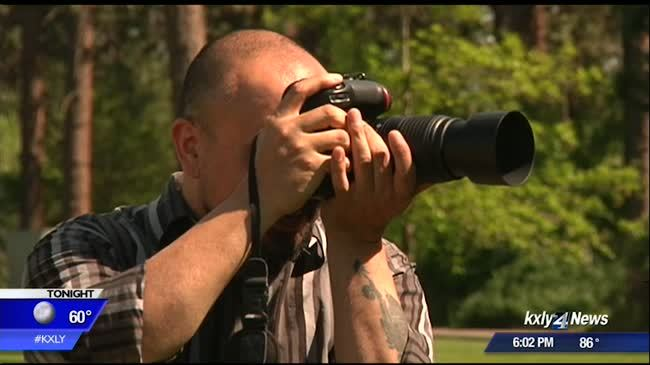 Photography for Veterans therapy