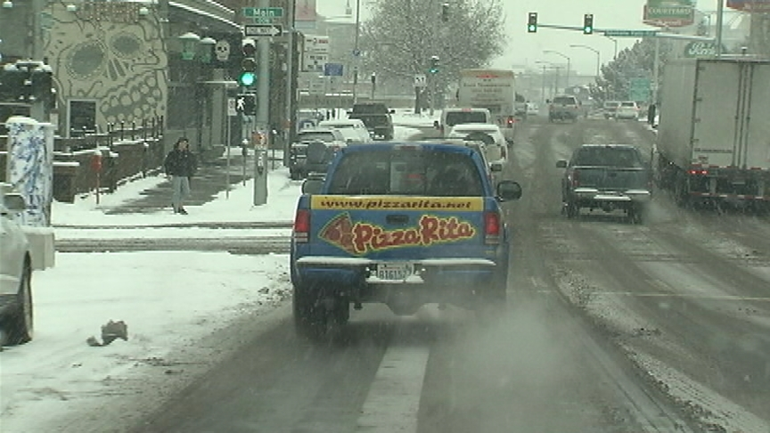 Food delivery orders surge as Spokane prepares for snow
