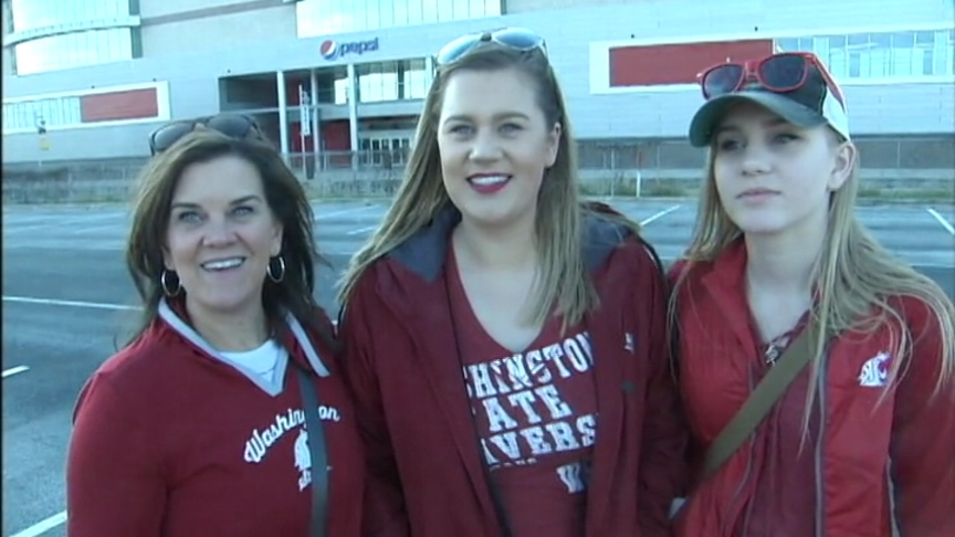 WSU and ISU fans make predictions before Alamo Bowl