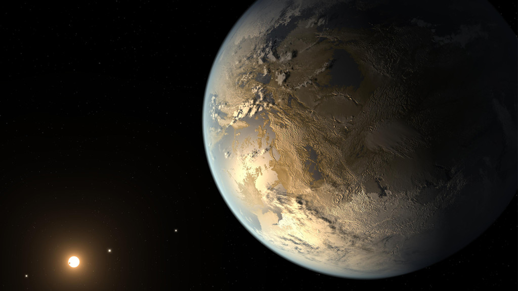 Alien solar system ties ours for largest in a discovery aided by AI
