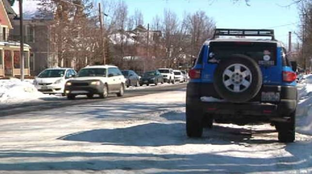 Plow drivers still have more work cut out for them after full-city plow
