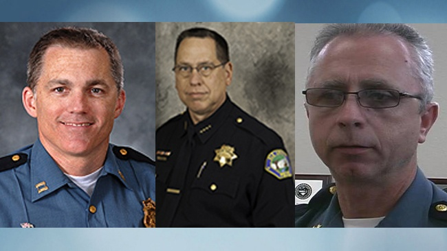 Finalists for Spokane police chief named