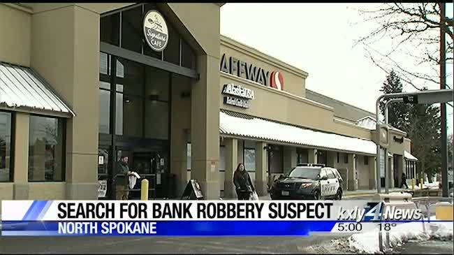 Police continue to search for bank robbery suspects