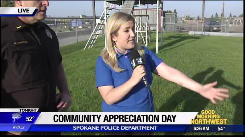 Spokane Police to hold first-ever Community Appreciation Day