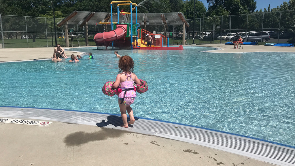 Free swimming attracts nearly 10,000 people to Spokane pools
