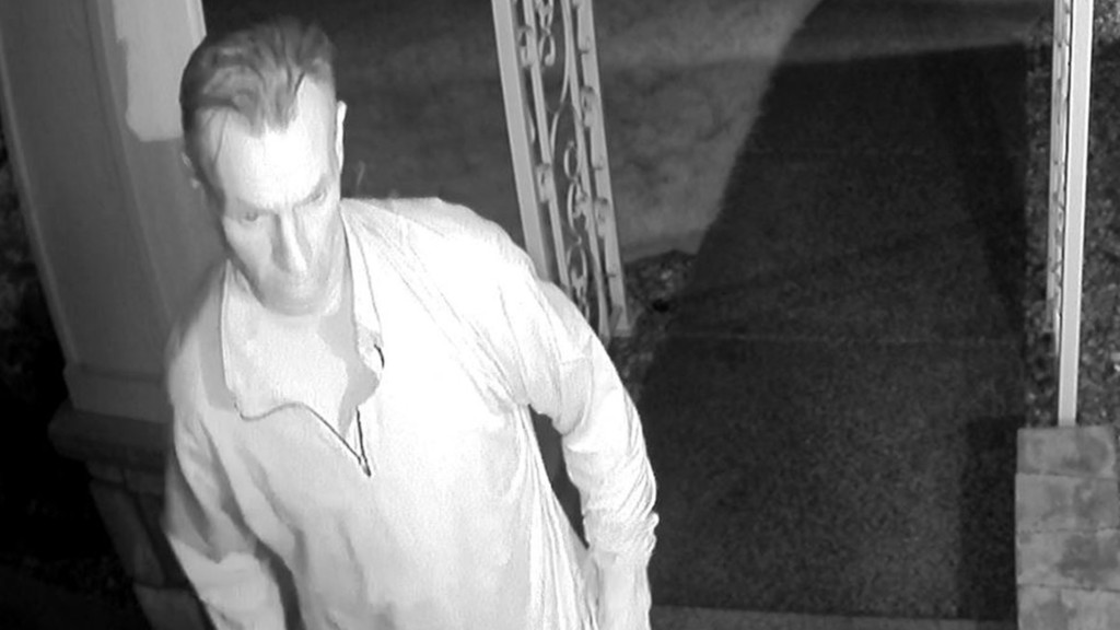 Authorities need help identifying a porch pirate in north Spokane Valley