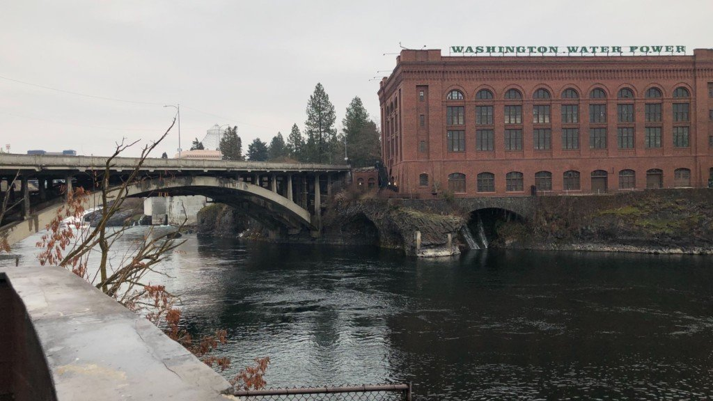 Firefighters rescue man suffering from hypothermia under Post Street Bridge