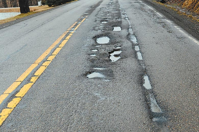 Sound Off for July 24: Are Spokane's bumpy roads costing you money?