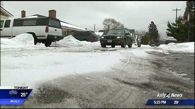 Potholes, snow removal efforts keeping city hotline busy