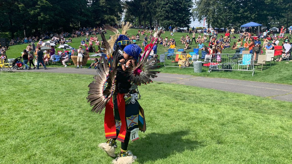 The Gathering at the Falls Powwow celebrates 28 years